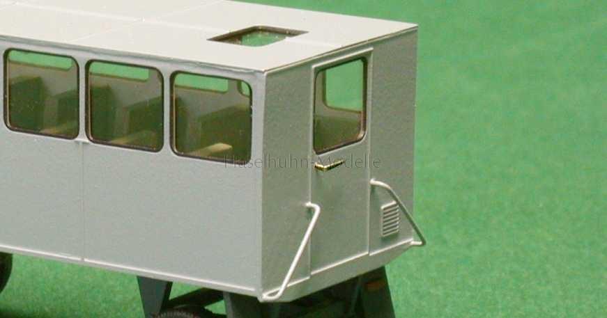Türklinke am Modell H306 / Leutewagen