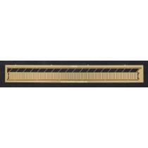 Treppenband TT 175 mm lang, frei teilbar, mit verstellbarem Handlauf