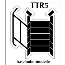 TTR5  -5stufige Treppe TT