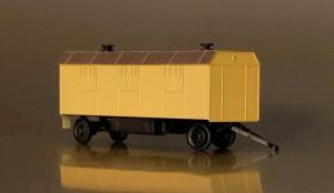 Wohnwagen 8m Trapezdach TT