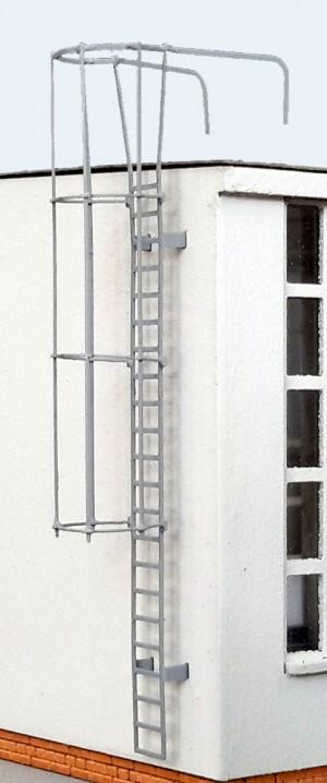 Dach-Steigleiter 1:87 / H0